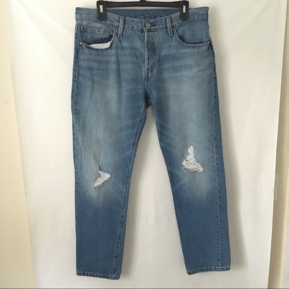 15571cb7 Levi's Jeans | Levis Mens Original 501 Button Fly 30x34 | Poshmark